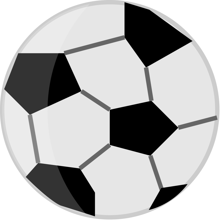 Football clipart pictures