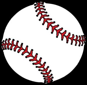 Free baseball clipart borders clipart