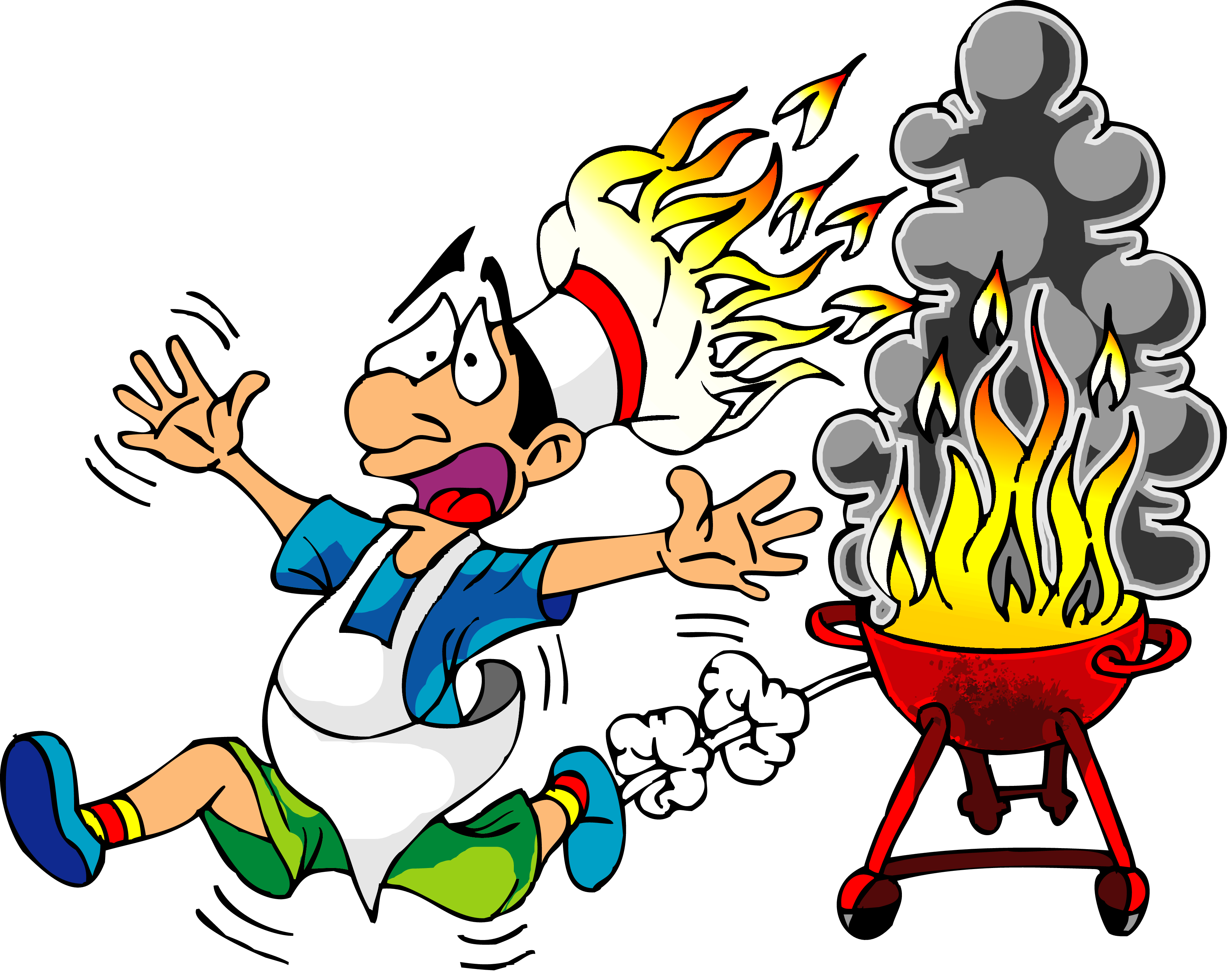 Free bbq clipart graphics images