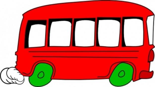 Free clip art school bus clipart images 14