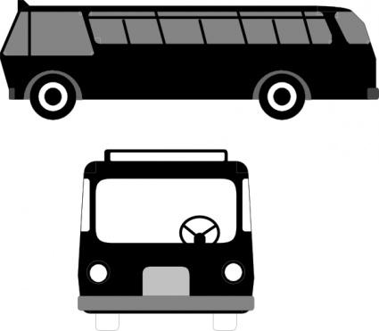 Free clip art school bus clipart images 5 3