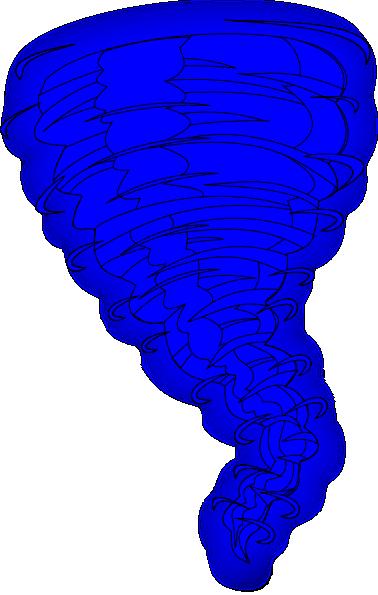 Free clip art tornado clipart image 2