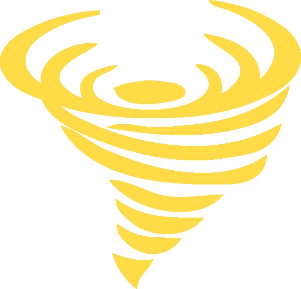 Free clip art tornado clipart image
