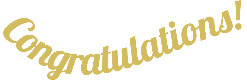 Free congratulations clipart pictures 3