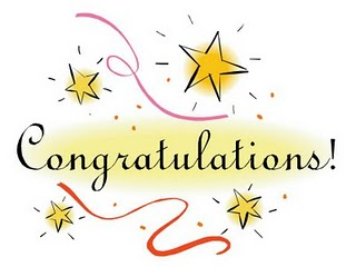 Free congratulations clipart pictures