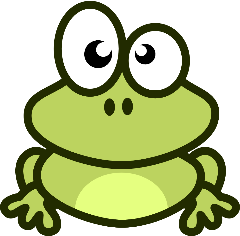Free cute frog clip art clipart images 2