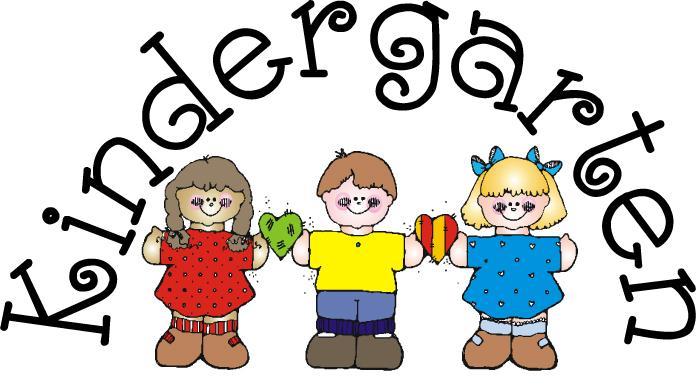 Free kindergarten clip art pictures