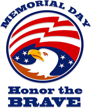 Free memorial day clipart animations s