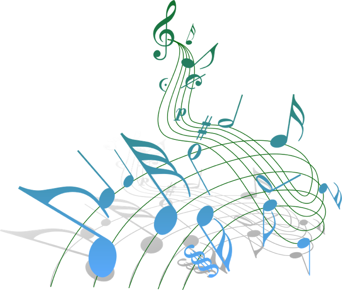 Free music note clipart 2