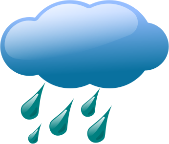 Free raindrop clipart clipart 2