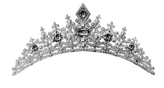 Free tiara clip art clipart