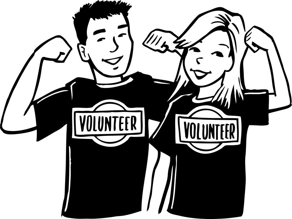 Free volunteer clipart 3