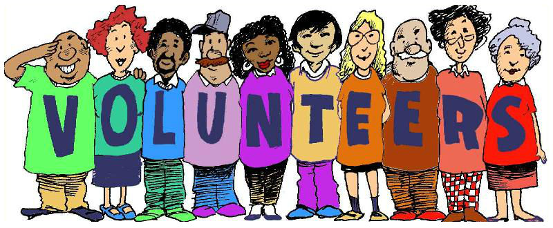 Free volunteer clipart