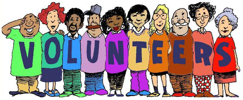 Free volunteer clipart