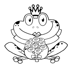 Frog  black and white tree frog clip art black and white free clipart 2