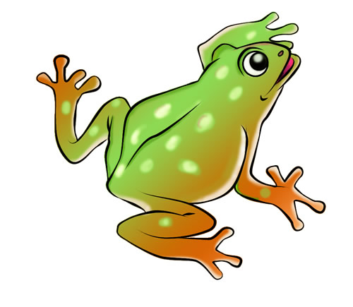 Frog clip art images free clipart