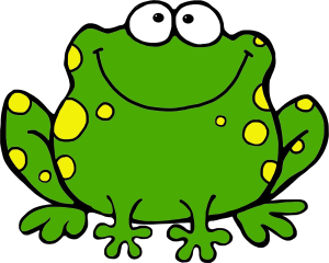 Frog clip art vector clipart cliparts for you
