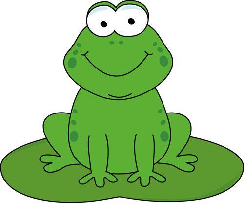 Frog free clip art diy