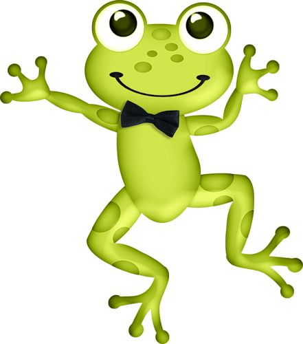 Frogs on cute frogs clip art and the frog