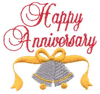 Funny wedding anniversary clipart