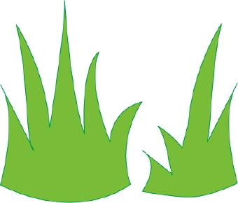 Grass clip art free