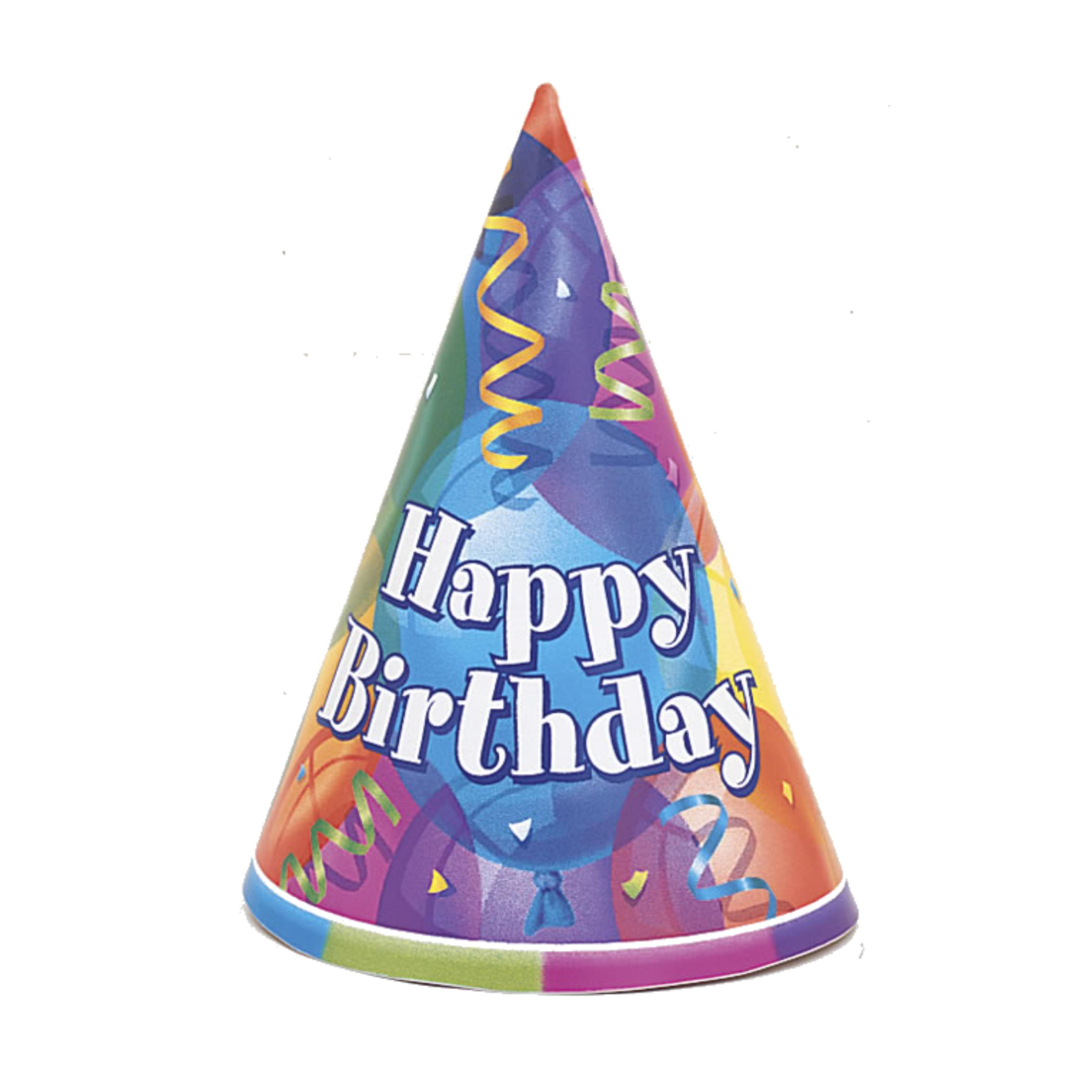 Happy birthday hat clipart 5