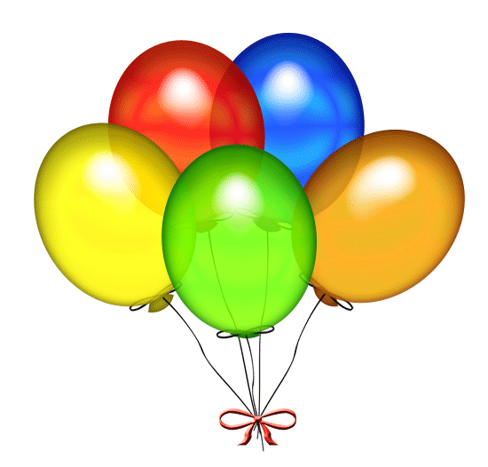 Happy birthday present clipart free images
