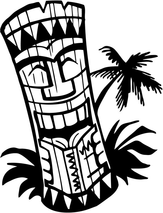 Hawaiian clip art background free clipart images
