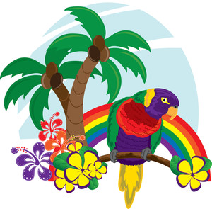 Hawaiian clipart free images 3