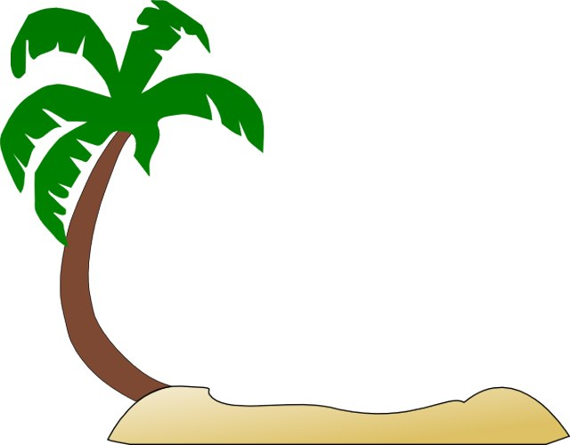 Hawaiian flower hawaii clipart