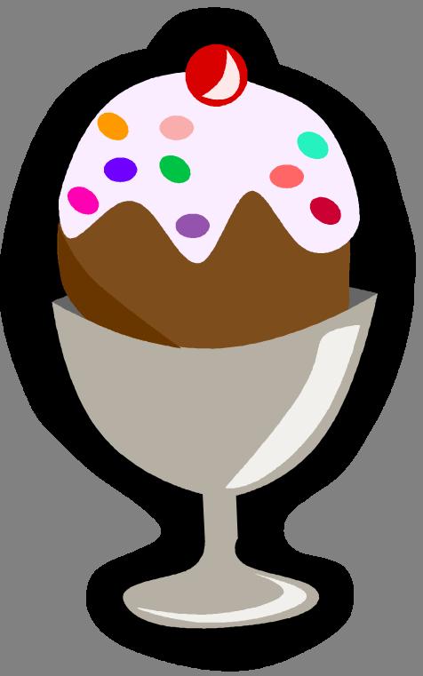 Ice cream sundae clip art free clipart images