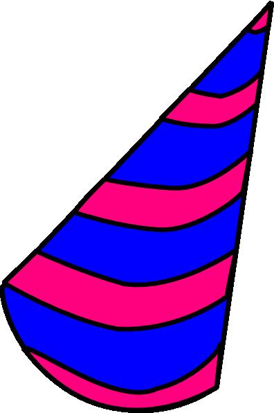 Image of birthday hat clipart 5 clip art vector