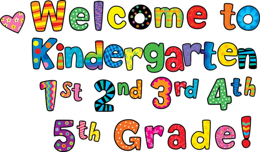 Kindergarten clip art black and white kids free 3