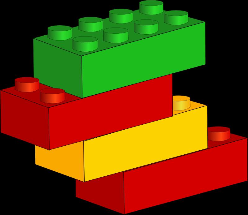 Lego border clipart 2