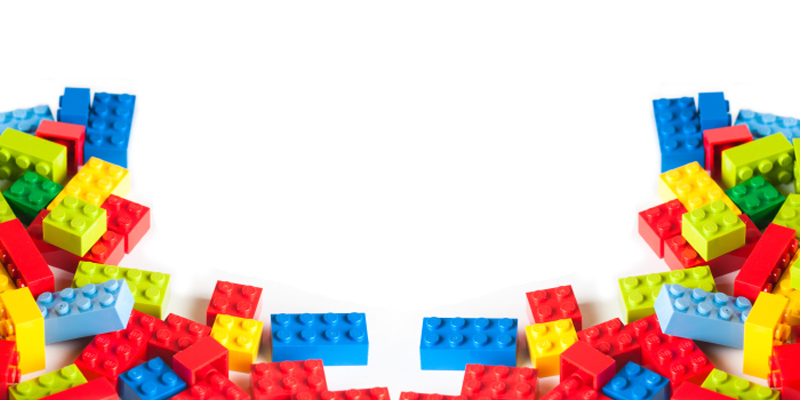 Lego border clipart 3