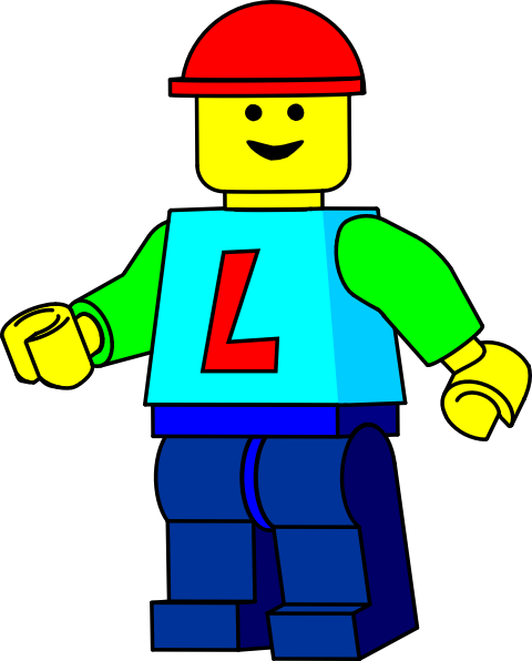 Lego clip art free 4