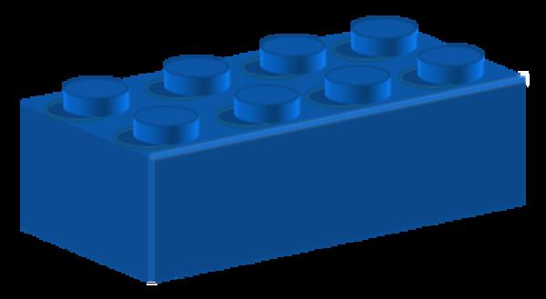 Lego clip art vector lego 6 graphics image