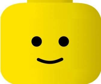 Lego smiley scared clip art vector free vector free download