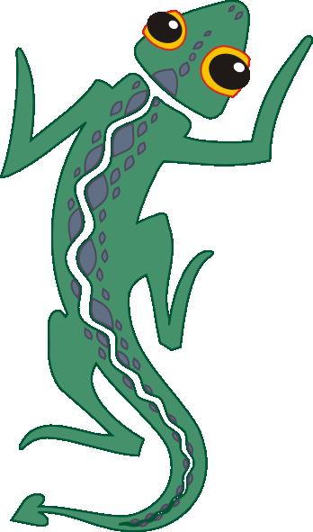 Lizard clipart 6 2