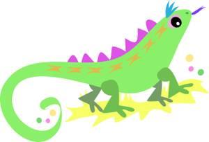 Lizard clipart 8 2