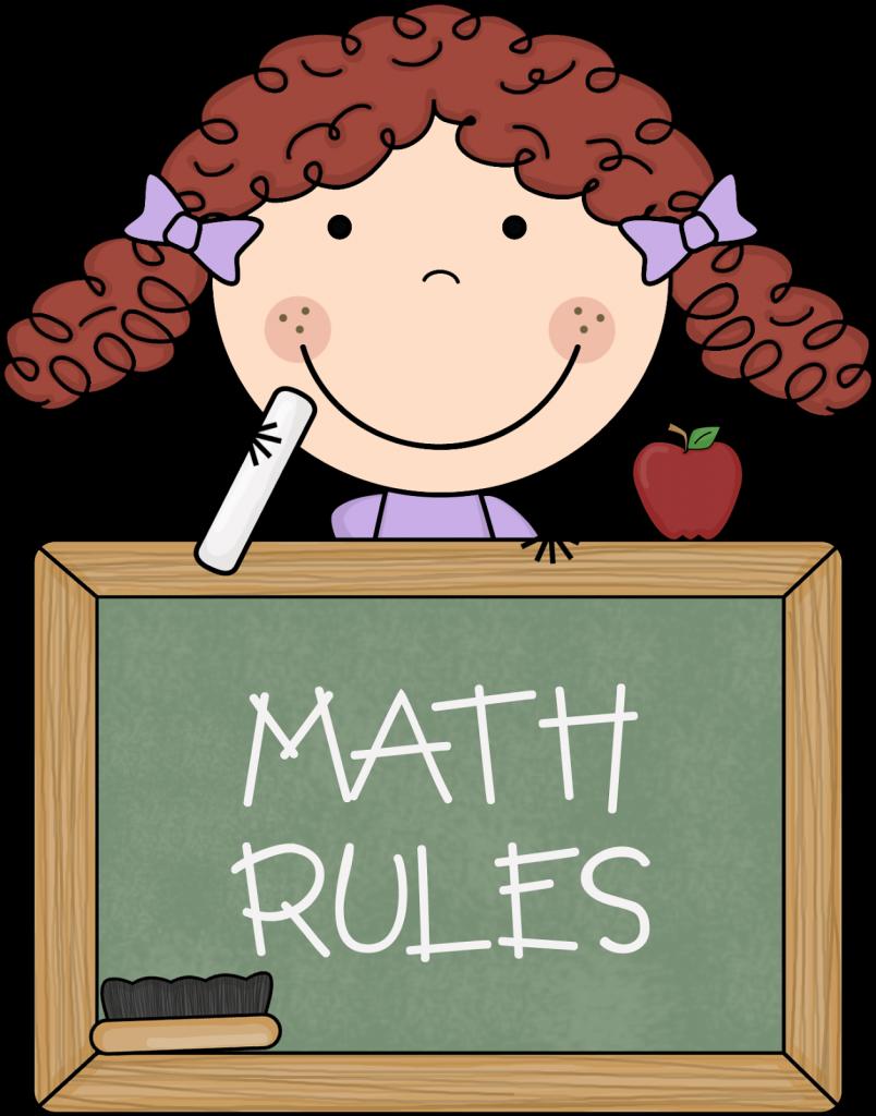 Math clip art 7