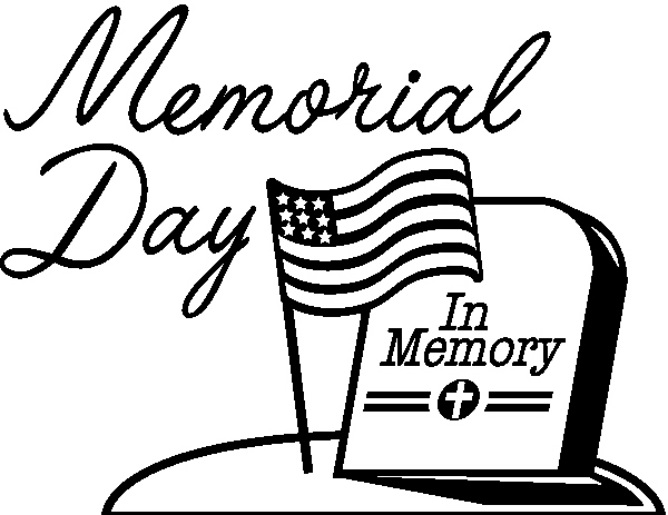 Memorial day clip art 9 2