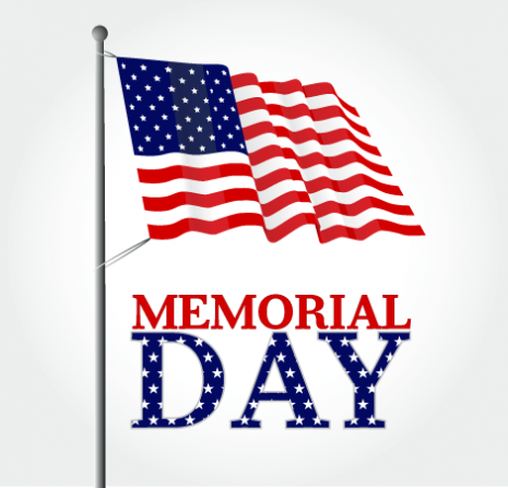 Memorial day clip art 9