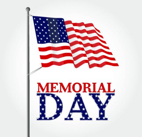 Memorial day clip art 9