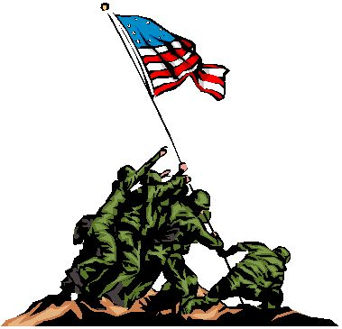 Memorial day clip art holidays