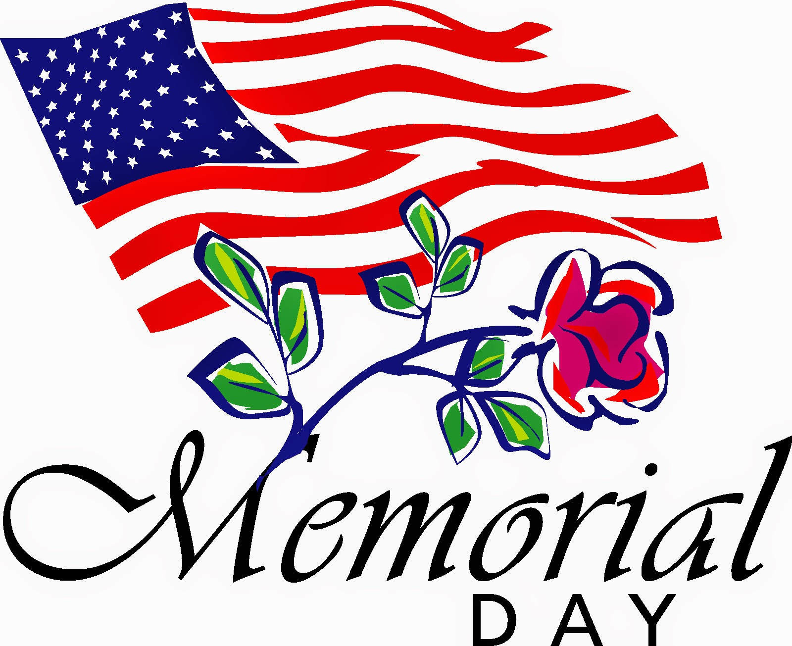 Memorial day clipart free images 2
