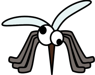 Mosquito 3 clipart