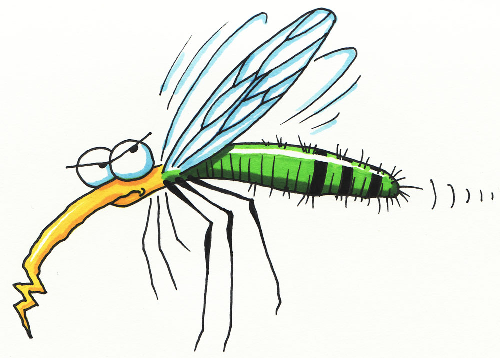 Mosquito clip art images free clipart 3