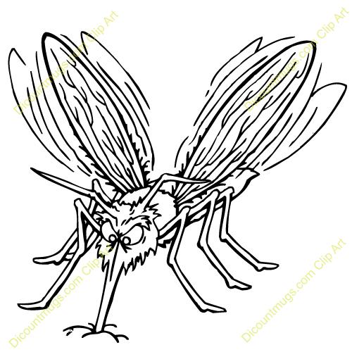 Mosquito clipart 3 2