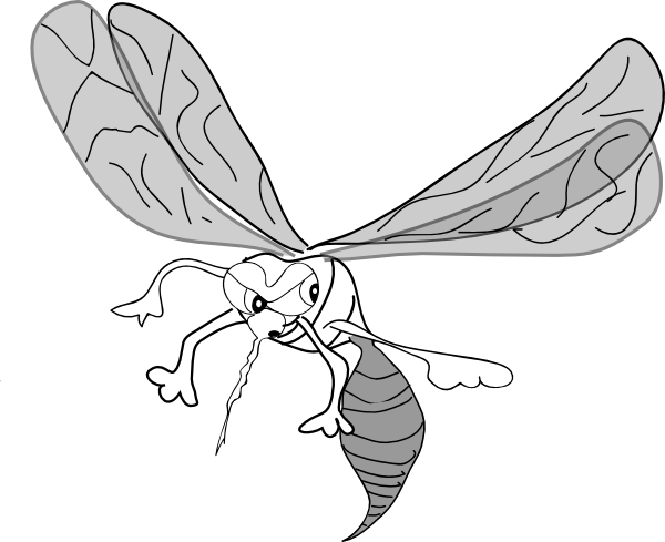 Mosquito clipart 5 2